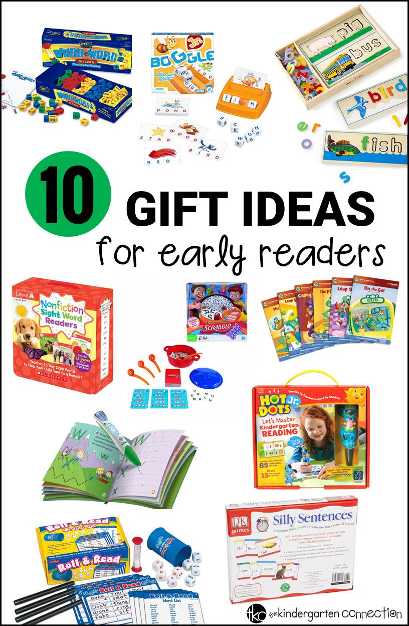 such fun gift ideas for kids great beginning reader gifts for learning the alphabet