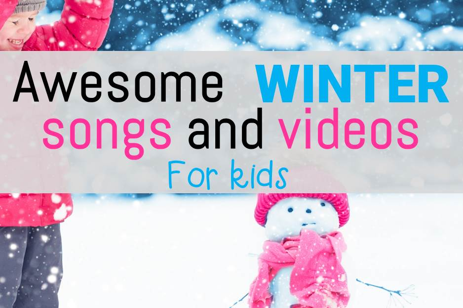 Winter Songs and Videos for Kids