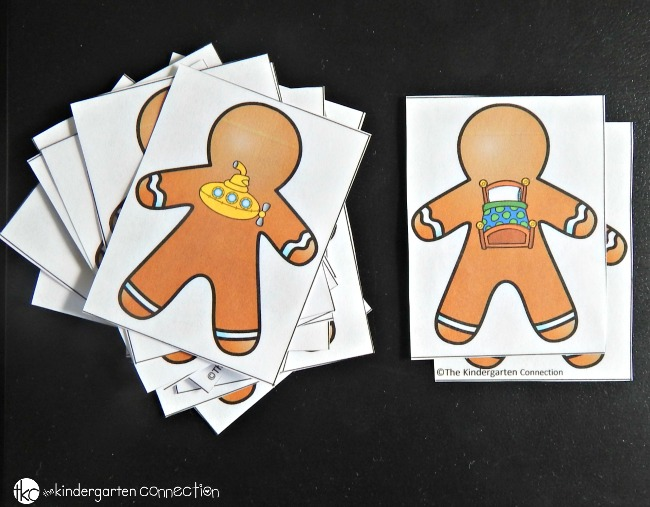 Practice reading CVC words this winter with this fun and FREE gingerbread CVC game! Perfect for kindergarten and 1st grade.