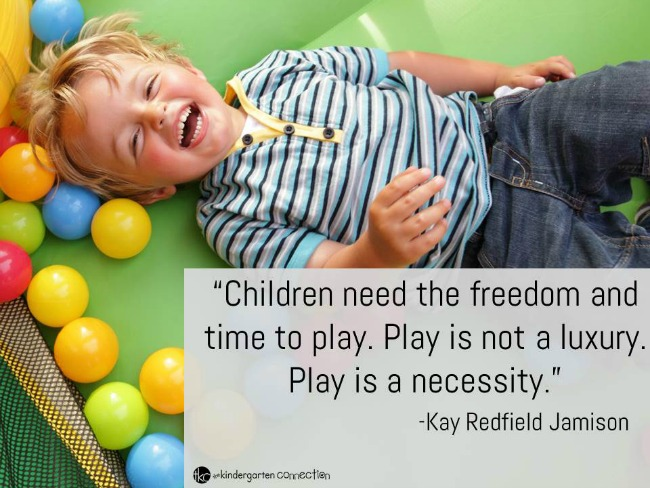 Quotes About Play Alluring Inspiring Quotes About Play  The Kindergarten Connection