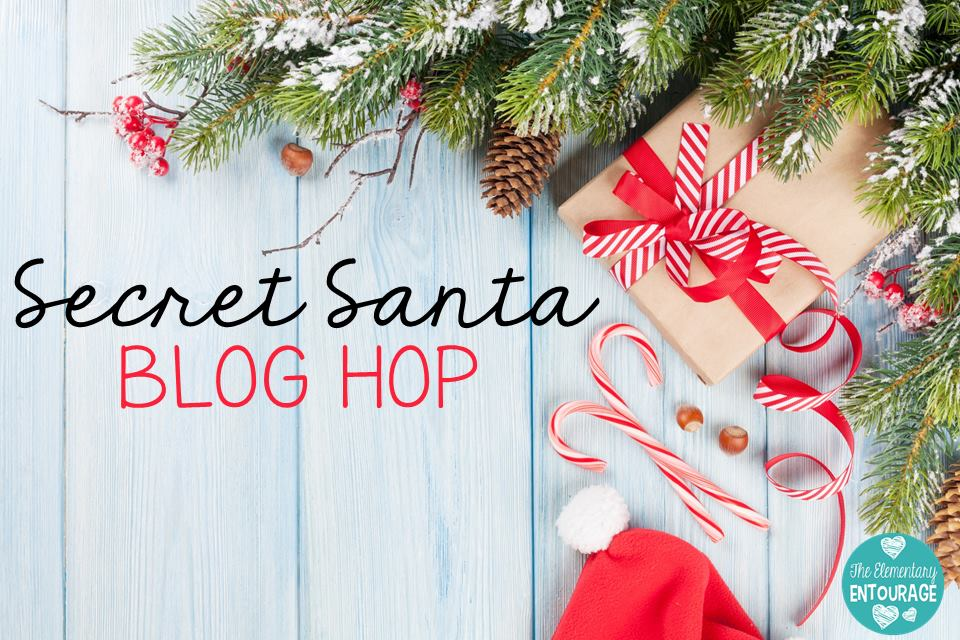 Secret Santa Blog Hop