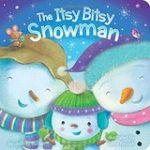 Itsy Bitsy snowman
