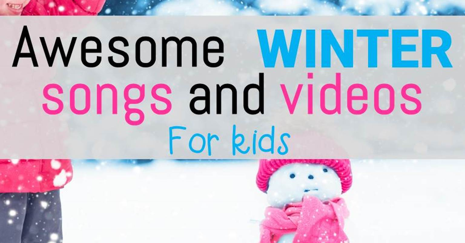 winter songs and videos for kids the kindergarten connection. Black Bedroom Furniture Sets. Home Design Ideas
