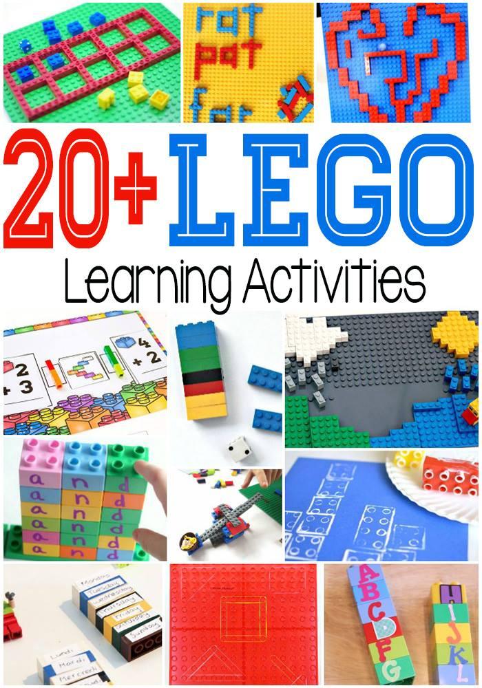 20+ Lego activities