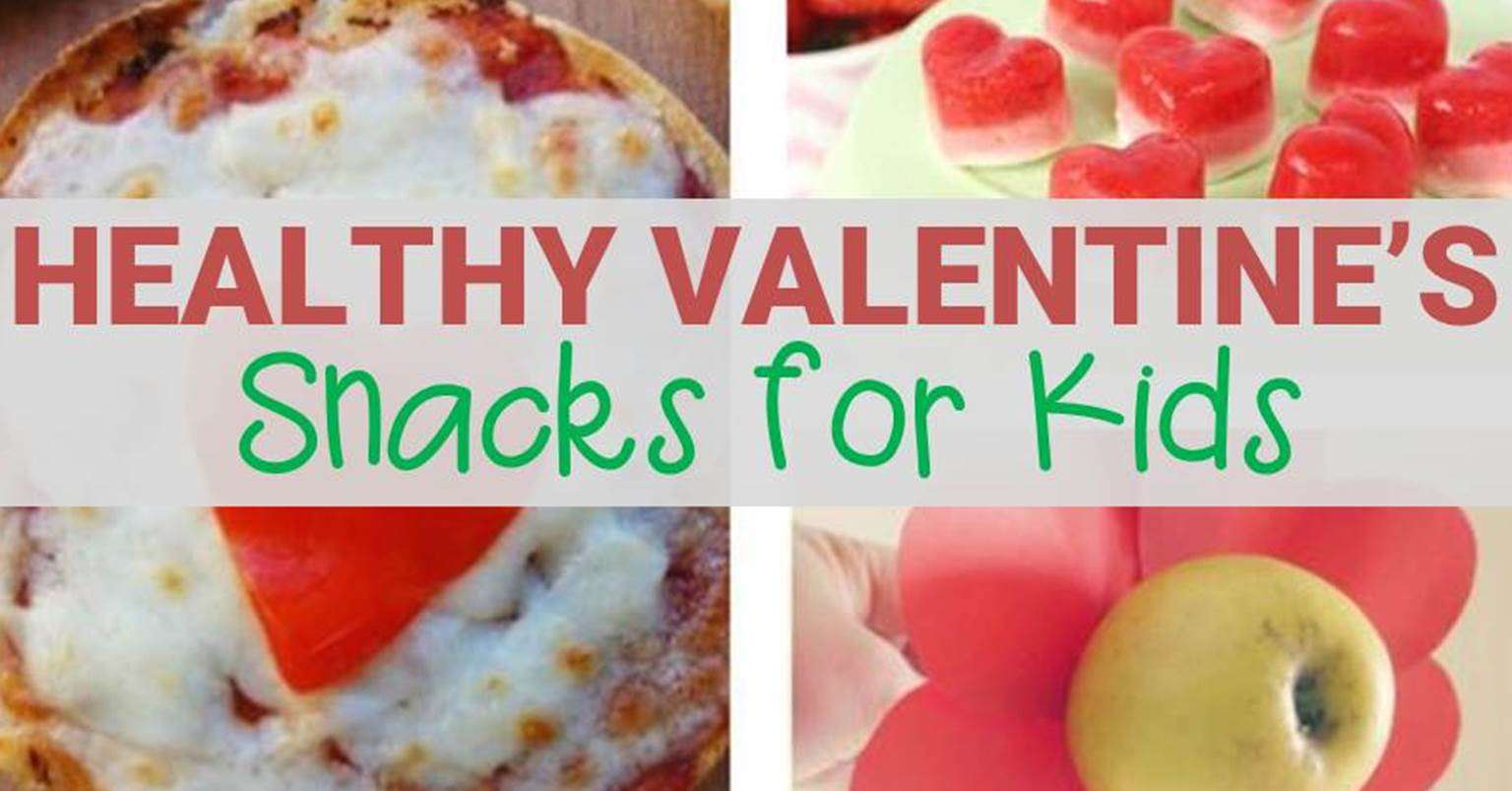 healthy valentines day snacks for kids the kindergarten connection - Healthy Valentines Snacks