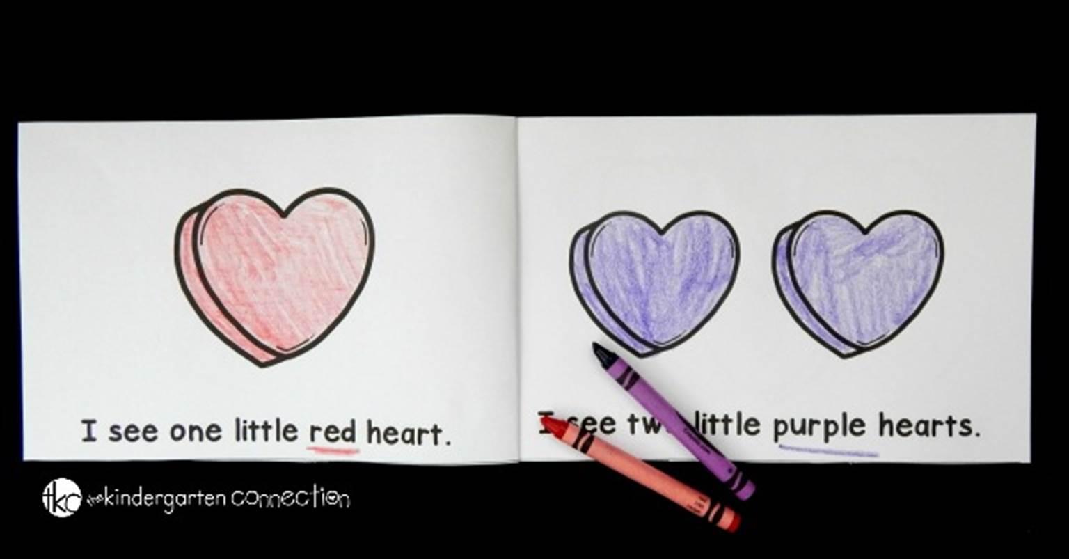 Valentine Crafts Kindergarten