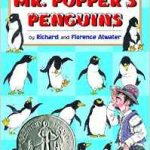 Mr. Poppers Penguins is a chapter book that is appropriate for all ages.