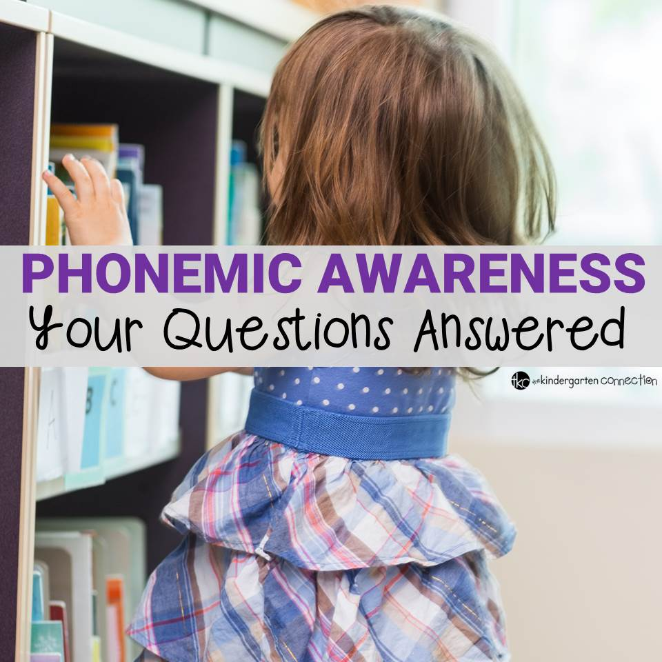 Phonemic awareness is one component that stands as a pillar in the foundation of reading, as well as phonics, fluency, vocabulary and comprehension. Learn all about phonemic awareness and what you can do to help children become strong readers!