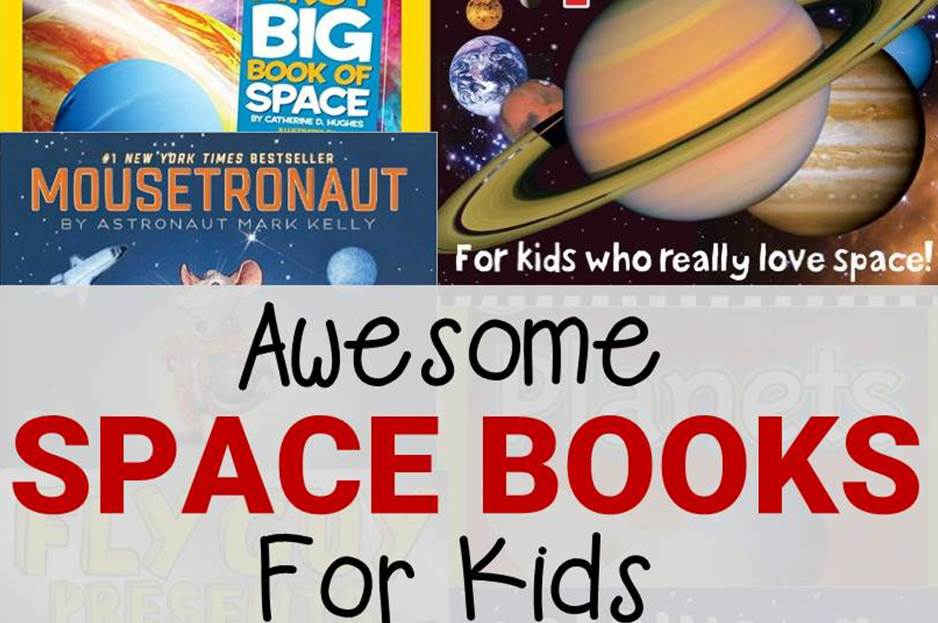 space books for kids main image