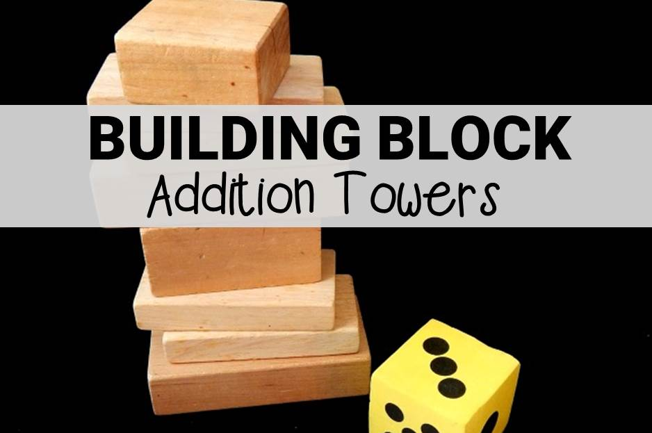 building block addition towers main image