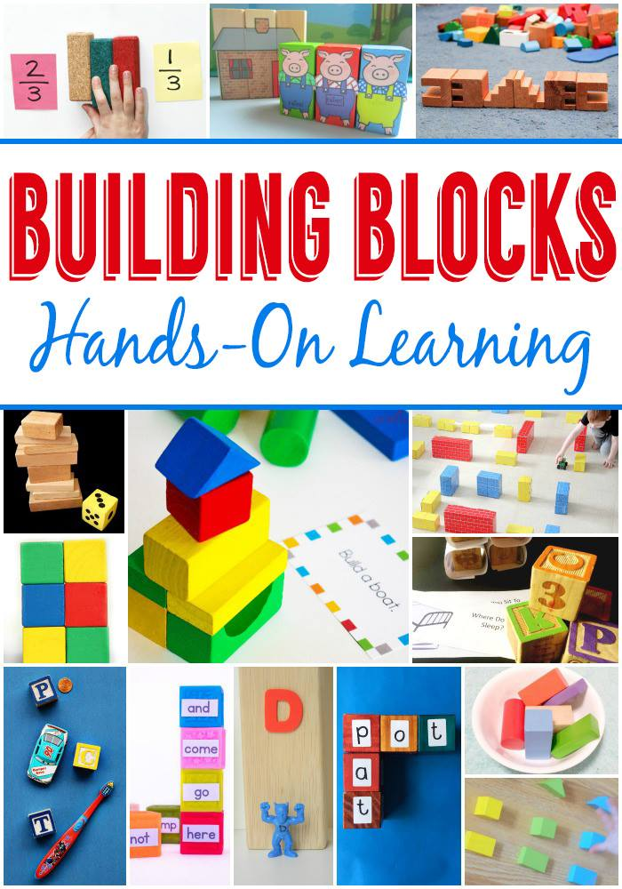 building block learning activities