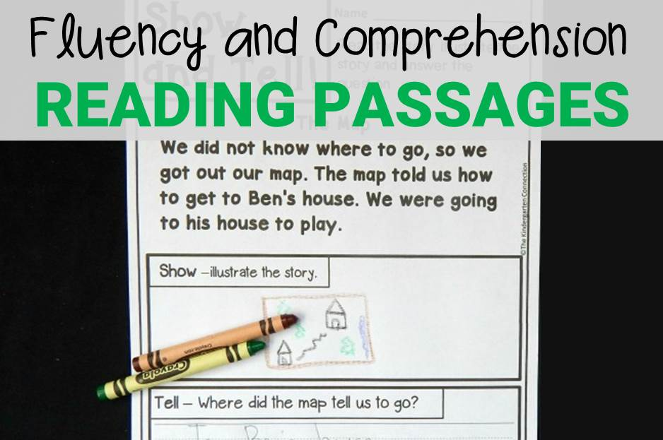 Fluency and Comprehension Passages