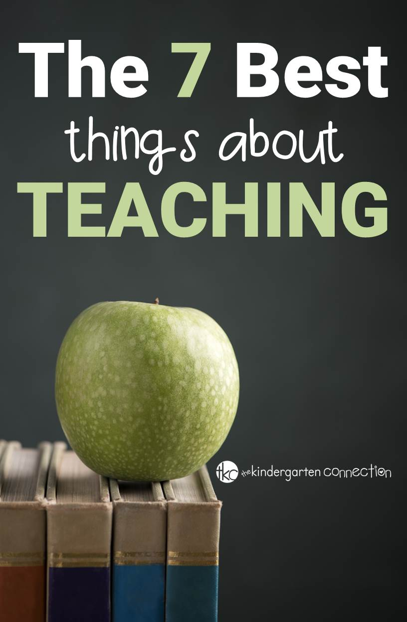 What makes teaching a great profession? Have you ever thought about it? Here are some of the best things about teaching. Number one is truly great!