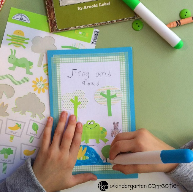 These pond life activities for Kids are a great way to introduce students to nature and outdoor play through the use of books, crafts, and even games!