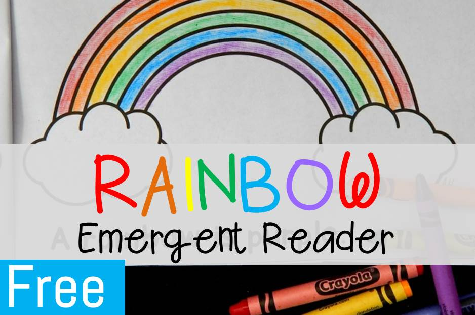 Rainbow Emergent Reader