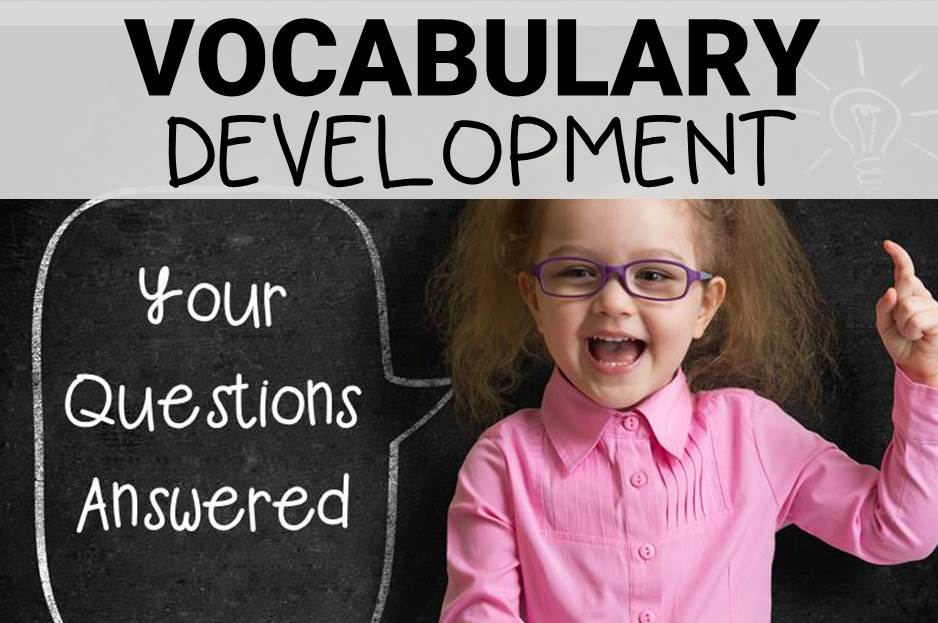 Vocabulary – Your Questions Answered