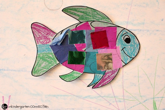 Rainbow Fish Is Sure To Win The Hearts Of Your Little Ones And Inspire Some Creativity These Make A Great Classroom Or Hallway Display Though Kids: Rainbow Fish Worksheets Kindergarten At Alzheimers-prions.com