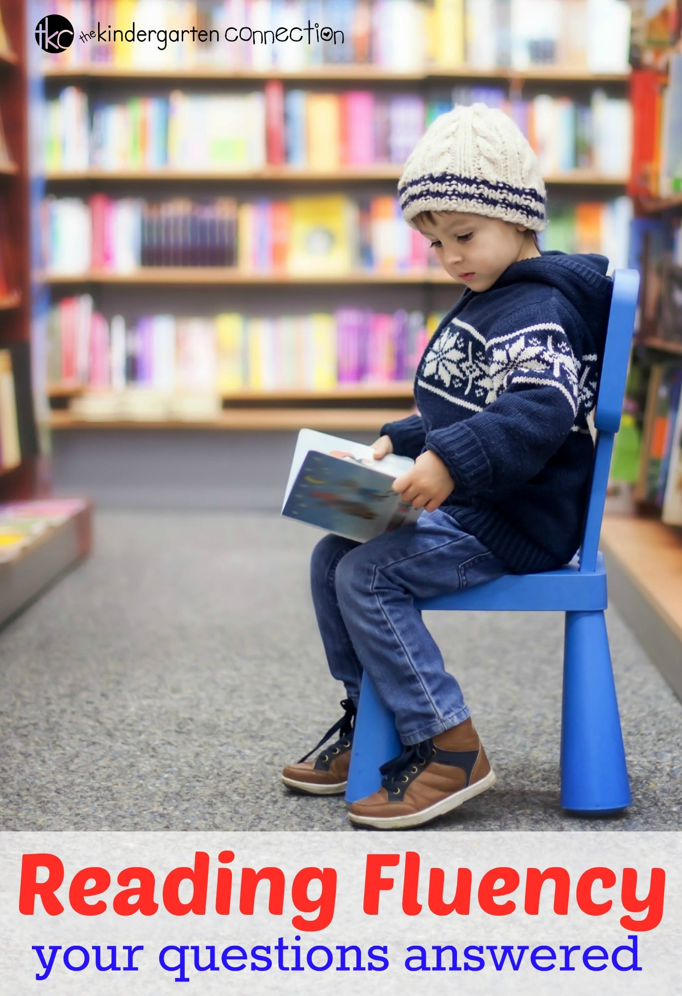 Reading fluency is one of the five components of reading and has a big impact on a child's success. All your fluency questions are answered here!