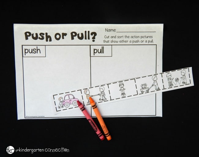 Workbooks » Push And Pull Worksheets - Free Printable Worksheets ...