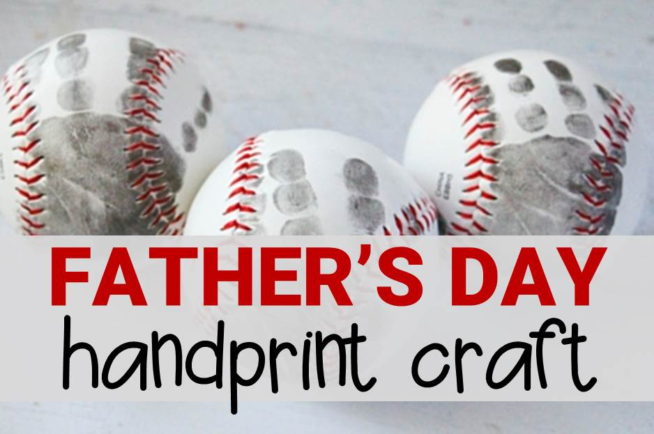 fathers day handprint craft main image