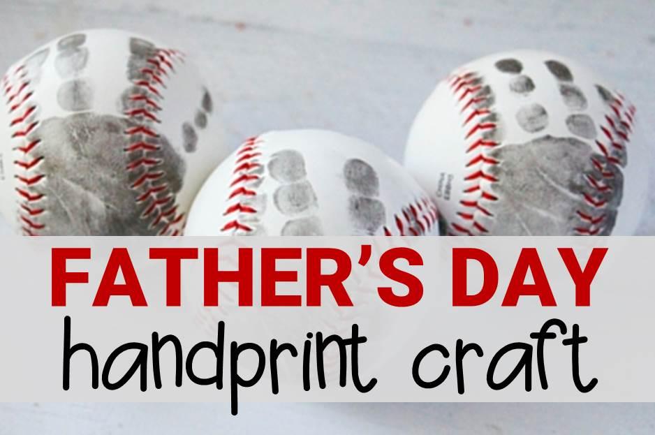 fathers day handprint craft main image
