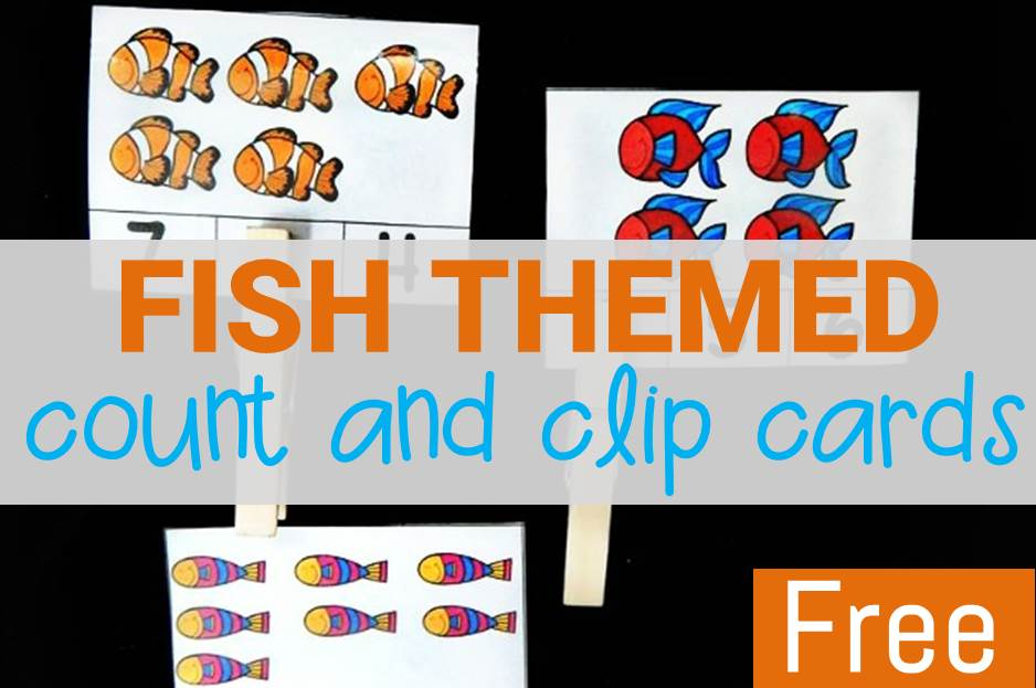 fish count and clip cards main image