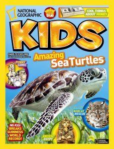 summer childrens magazines