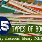15 Types of Books to Give Your Classroom Library Variety