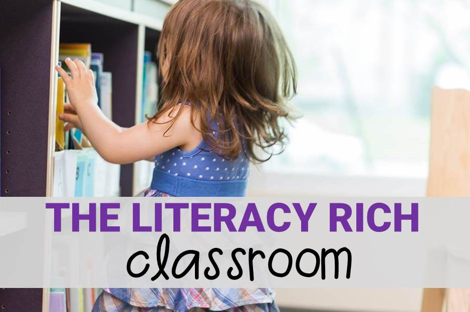 The Literacy rich classroom TKC