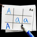 Alphabet Travel Tic Tac Toe
