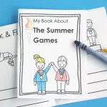 Summer Games Writing Journal