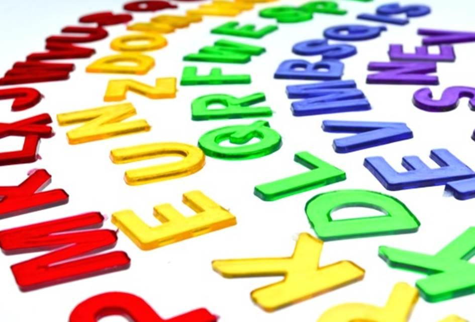 The Benefits of Letter Manipulatives
