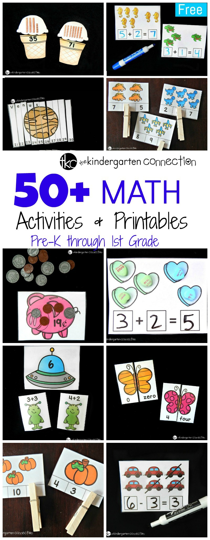 photograph about Printable Math Games for 1st Grade named 50+ Unbelievable Math Printables and Functions