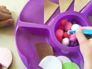 Build an Ice Cream Cone Activity
