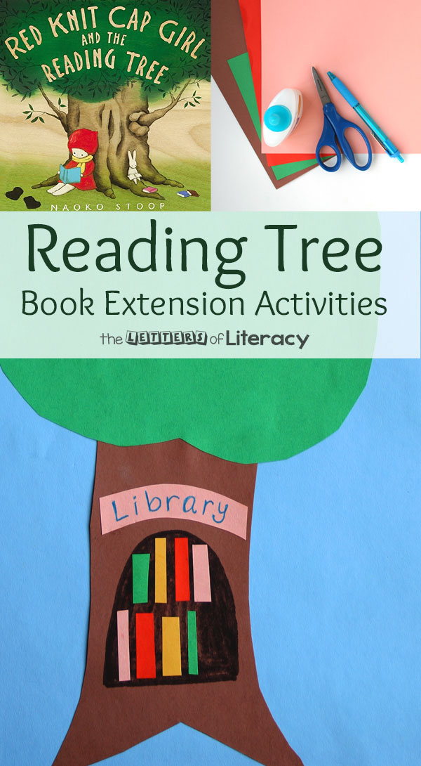 These Reading Tree book extension ideas and craft are perfect for the classroom or home. Plus, you can turn it into a fun bulletin board too!