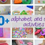 ABC's and 123's Alphabet and Math Activities