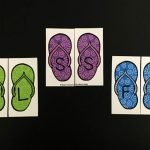 Flip Flop Uppercase Alphabet Match