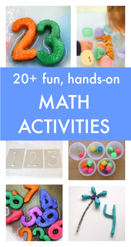 These math activities will help you motivate, engage, and have FUN with your kids while you learn!
