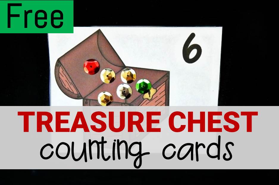 treasure chest counting cards main image