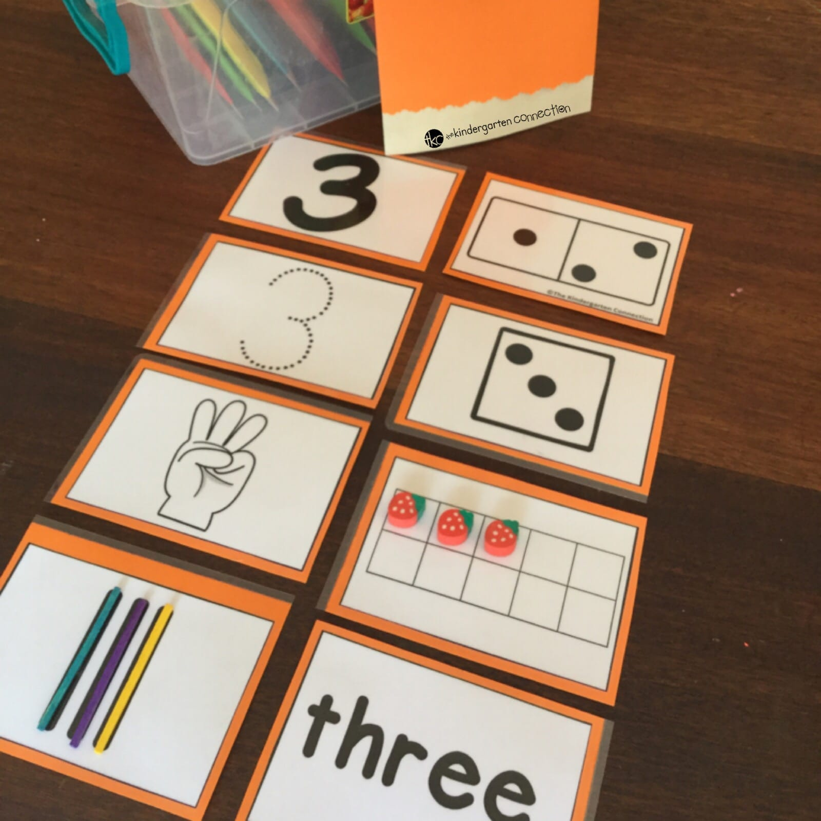 Build number sense and work on skills like number identification, counting, subitizing, addition, and more with this fun surprise number envelopes activity!
