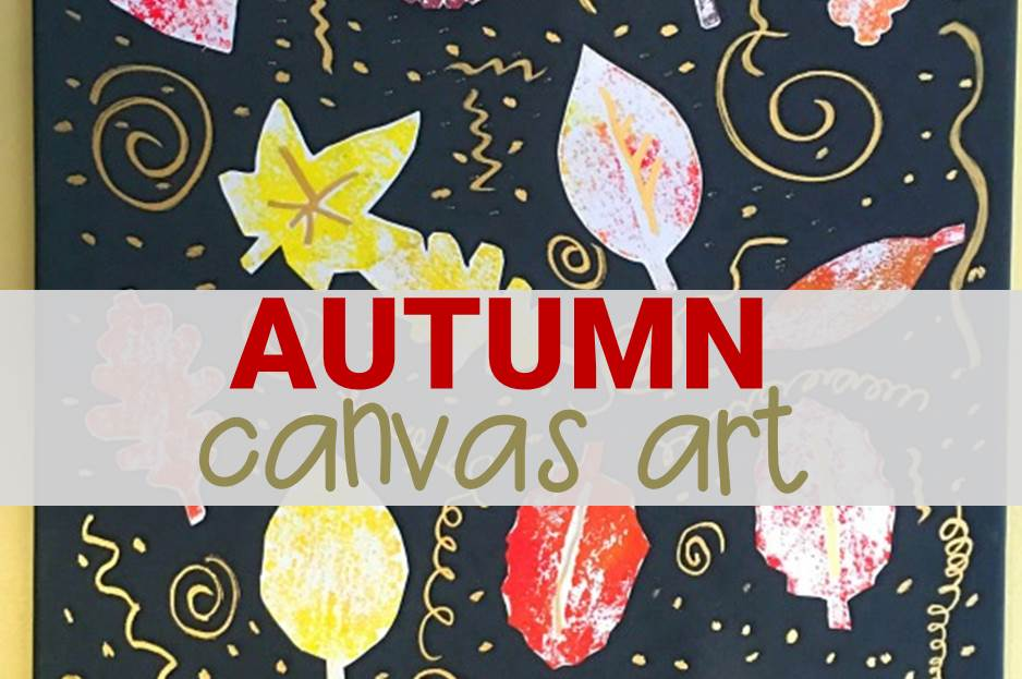 Autumn Canvas Art