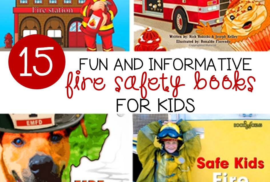 books about firemen for kids