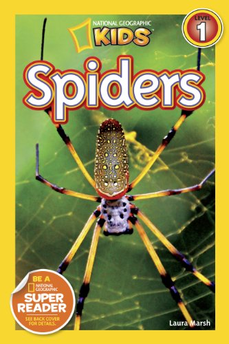 12 Spider Books for Kids - The Letters of Literacy - photo#46