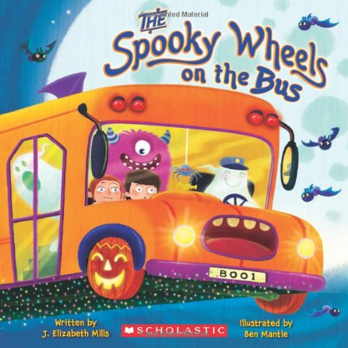 The Spooky Wheels on the Bus is a fun twist on a classic.