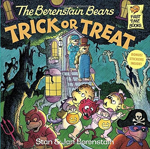 Discover right from wrong with the Berenstain Bears Trick or Treat.