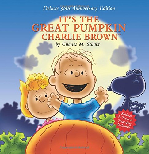 Enjoy a classic story of It's the Great Pumpkin Charlie Brown.