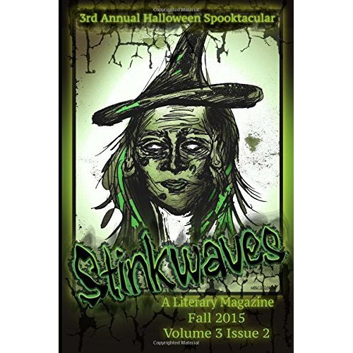 Stinkwaves is another fun Halloween story for older children.