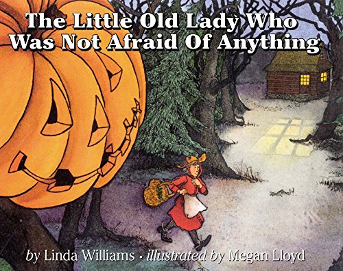 Find out what the little old lady finds in the forest in The Little Old lady Who Was Not Afraid of Anything.