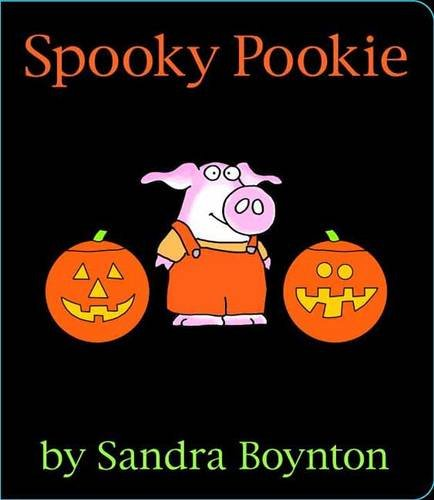 Find out what Pookie will dress up as  for Halloween in Spookie Pookie.