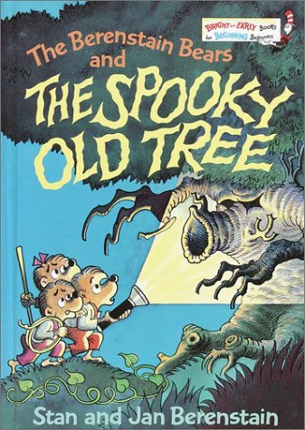 Explore the inside of a spooky tree in the Berenstain Bears and The Spooky Old Tree.